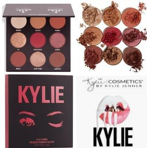 KYLIE COSMETICS★THE BURGUNDY PALETTE アイシャドウパレット