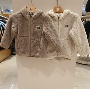 日本未入荷☆THE NORTH FACE☆KIDS  TODDLER CAMPSHIRE FULL ZIP