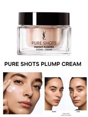 〈YSL〉★2020SS★PURE SHOTS PLUMP CREAM
