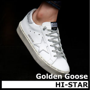 【Golden Goose】HI STAR Shine Star G34WS945 B8
