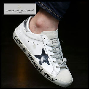 【Golden Goose】 SUPERSTAR スニーカー G35WS590 Q27