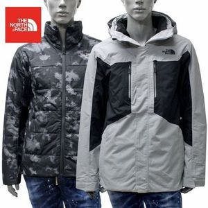 THE NORTH FACE ザノースフェイス CLEMENT 3WAYブルゾン