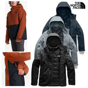 THE NORTH FACE★ALTIER DOWN TRICLIMATE JACKET 防水+ダウンJK