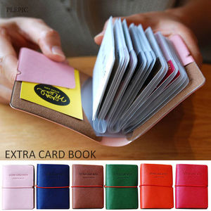 [PLEPIC]Extra Card Book/カード入れ/カードケース