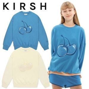 ★KIRSH★TONE ON TONE BIG CHERRY SWEATSHIRT JS【追跡有】