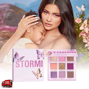 KYLIE COSMETICS☆STORMI COLLECTION☆9色アイシャドウパレット