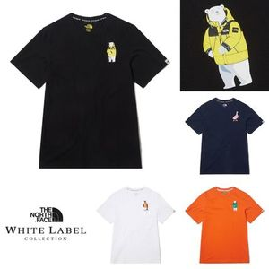 【THENORTHFACE】WHITELABEL NEW RIMO EX Tシャツ 4colors