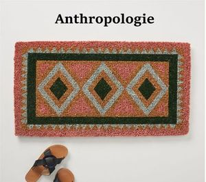 Anthropologie☆モロッカン ドアマット