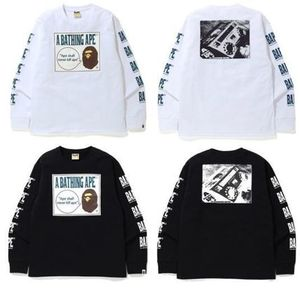 A BATHING APE★BOOMBOX TAG L/S TEE ロンT 送料・関税込み