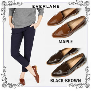 大人気!Everlane★The Patent Loafer★2color
