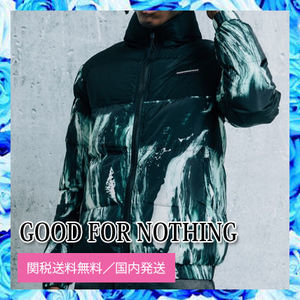 Good For Nothing*Puffer Jacket○関税・送料無料○
