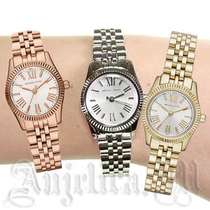 Michael Kors Lexington Mini Watch MK3228 MK3229 MK3230