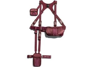 adidas Ivy Park Harness Bag Maroon