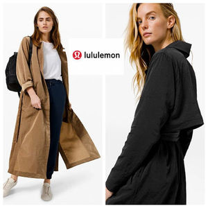 【lululemon】大人気☆新作 Always Effortless Trench☆2020SS