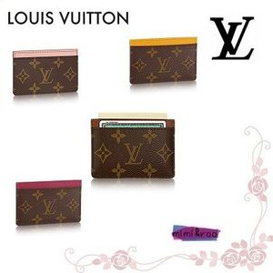 Louis Vuitton*Porte-cartes simple*モノグラム☆カードケース