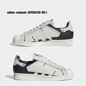 adidas★SUPERSTAR WS1★CLOUD WHITE/CORE BLACK/OFF WHITE