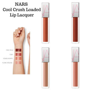 Nars☆Cool Crush Loaded Lip Lacquer
