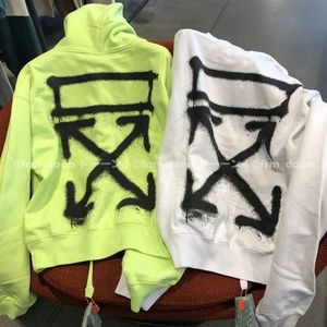 【Off-White】2020SS新作 SPRAY PAINTING HOODIE (各色)