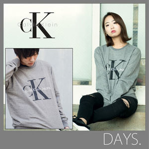 CALVIN KLEIN【関税・送料込】TOUE ICON SWEAT・LOGO・3SIZE