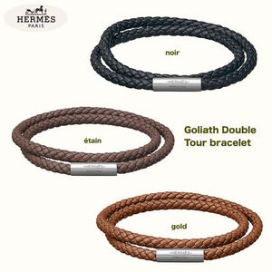 *HERMES* Goliath Double Tour bracelet《ゴリアテダブル》