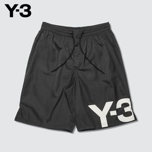 [Y-3]ワイスリー Logo Swim Shorts