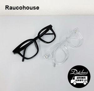 RAUCOHOUSE BOLD FRAME GLASSES KM60