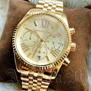 ★Unisex★Michael Kors Lexington Chronograph MK5556