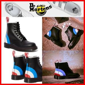 人気☆【Dr.Martens】☆Dr.Martens×THE WHO☆1460 WHO☆コラボ