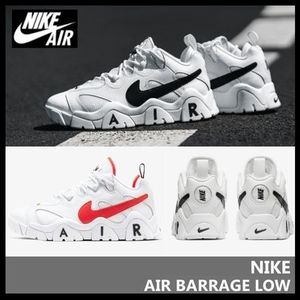 【NIKE】AIR BARRAGE LOW ナイキ エア バラージ