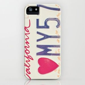 Society6 Hello Love by JoyHey