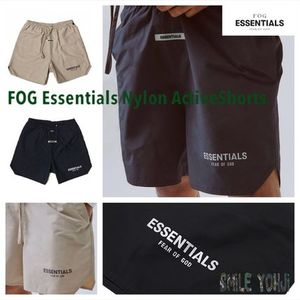 ★大人気★Fear Of God Essentials Nylon Active Shorts