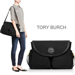 【Tory Burch】Marion Nylon Messenger ♪マザーズバッグ