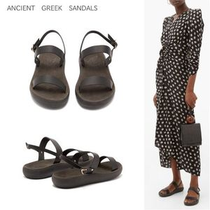 ANCIENT GREEK SANDALS ☆ Clio レザーサンダル