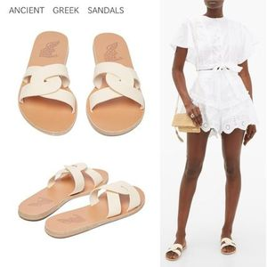 ANCIENT GREEK SANDALS ☆ Desmos レザーサンダル