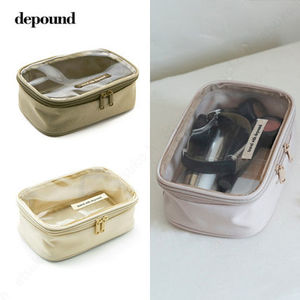 depound★cosmetic pouch /トラベル コスメ ポーチ [追跡送料込]