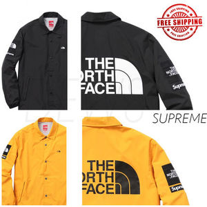 即発 Supreme North Face Packable Coaches Jacket Black 15S/S