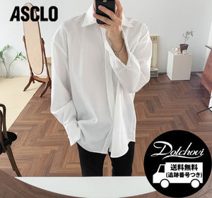 ASCLO BT Over Cuffs Shirts (5color) MH253 / 追跡付