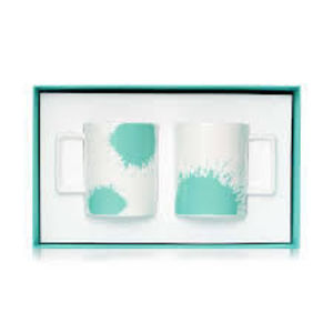 Tiffany & Co☆ ティファニー Tiffany Color Splash Mugs