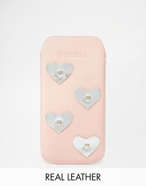 【在庫有・関税送料込】IPHORIA★Leather iPhone 4/5 Case