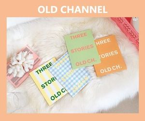 ★OLD CHANNEL★THREE STORIES PLANNER 3months /正規・追跡有