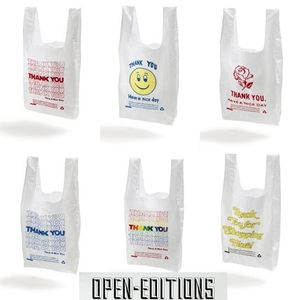 OPEN EDITIONS THANK YOU TOTE ショッピングバッグ [Tote size]