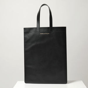 COMME DES GARCONS トートバッグ SA9002 レザー ロゴ