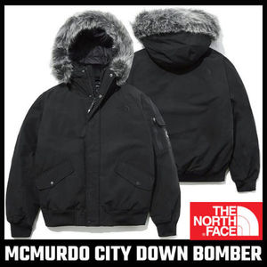 【THE NORTH FACE】MCMURDO CITY DOWN BOMBER