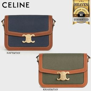 累積売上総額第1位!【CELINE】MEDIUM TRIOMPHE BAG_191242CD3