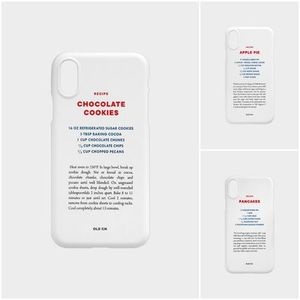 OLD CHANNEL◆RECIPE Phone case