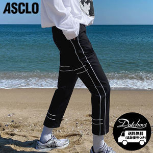 ASCLO Dro Two Line Stitch Slacks (2color) YM311 追跡付