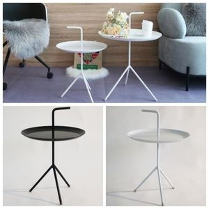 【LOJECASA】Steel Hand Side Table  M