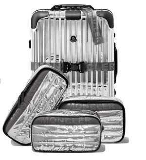 【国内買付】RIMOWA AND Moncler Cabin